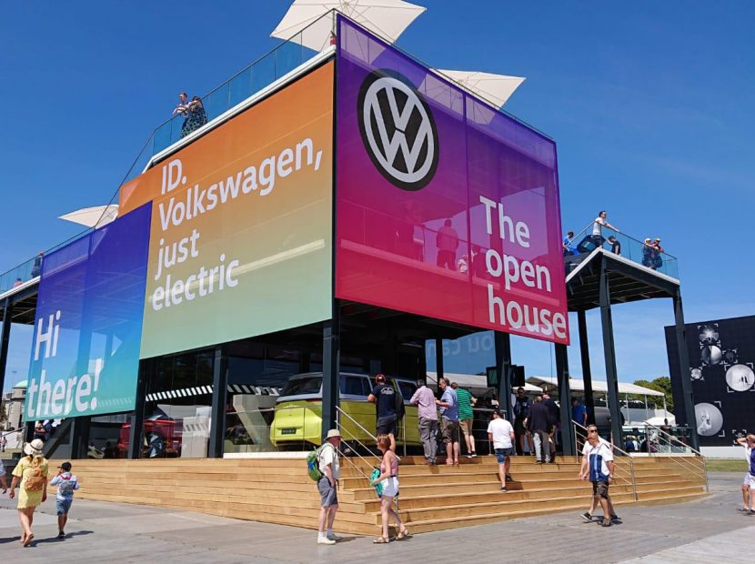 Volkswagen Goodwood Festival of Speed 2019